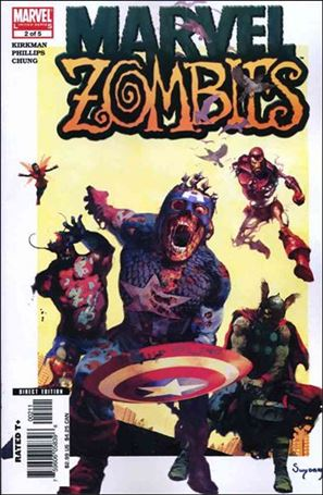 Marvel Zombies (2006) 2-A