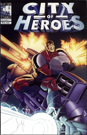 City of Heroes (2004) 7-A by Blue King Studios