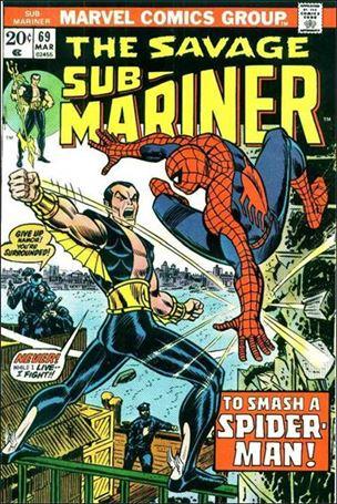 Sub-Mariner (1968) 69-A