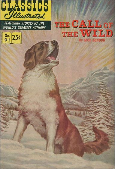 Classic Comics/Classics Illustrated 91-L by Gilberton