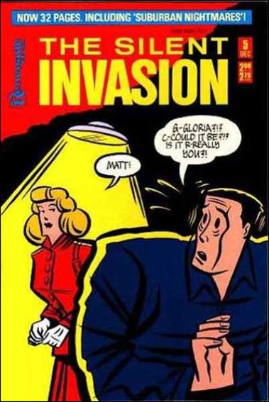 Silent Invasion (1986) 5-A by Renegade