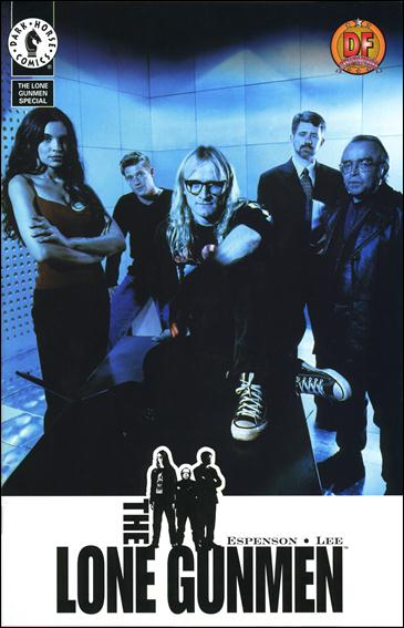 Lone Gunmen 1-C by Dark Horse