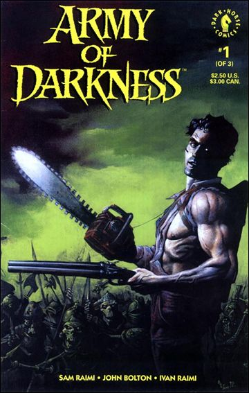 Army of Darkness (1992) 1-A by Dark Horse