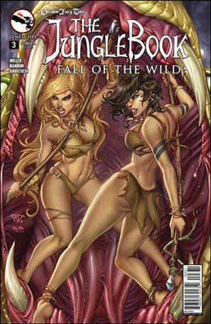 Grimm Fairy Tales Presents Jungle Book: Fall of the Wild 3-C