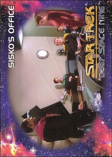 Star Trek: Deep Space Nine (Base Set) 51-A by SkyBox