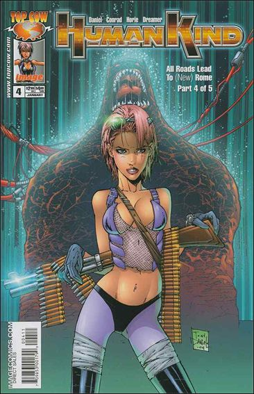 Humankind 4-A by Top Cow