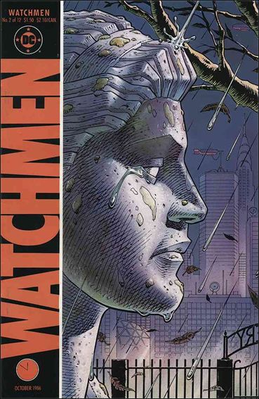 Watchmen 2-A by DC
