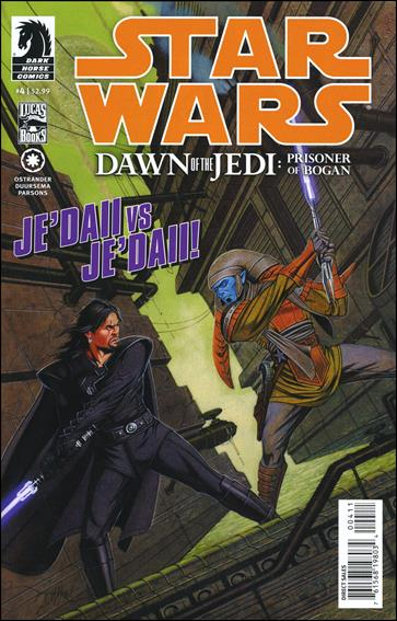 Star Wars: Dawn of the Jedi - Prisoner of Bogan 4-A by Dark Horse
