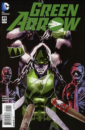 Green Arrow (2011) 49-A
