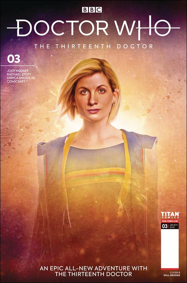Doctor Who: The Thirteenth Doctor 3-B by Titan
