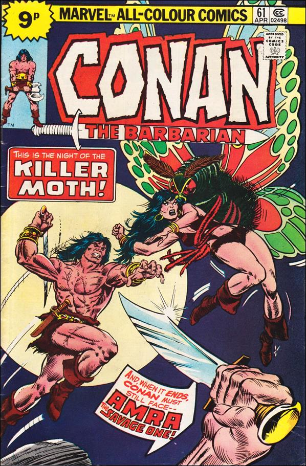 Conan the Barbarian (1970) 61-C by Marvel
