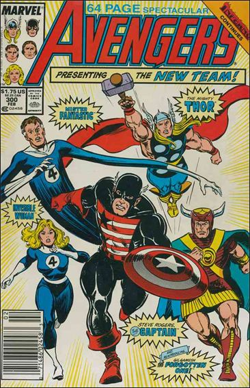 Avengers (1963) 300-A by Marvel