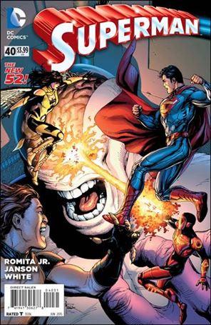 Superman (2011) 40-E