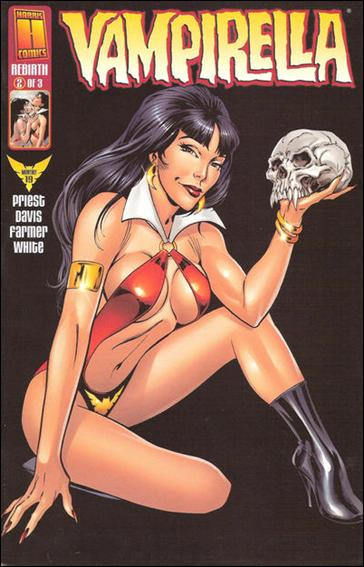 Vampirella Monthly 19-B by Harris