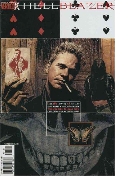 Hellblazer (1988) 184-A by Vertigo