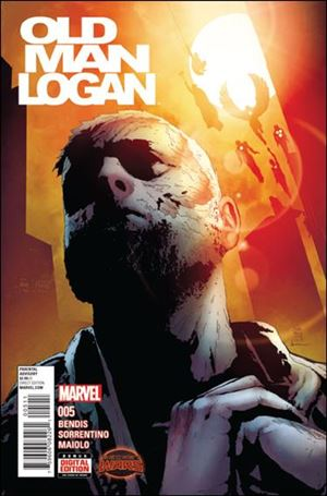 Old Man Logan 5-A