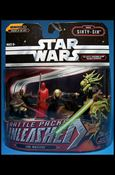 Star Wars: Unleashed Multi-Figure Battle Packs Order 66 - Jedi Masters