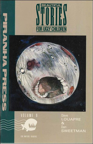 Beautiful Stories for Ugly Children 9-A by Piranha Press