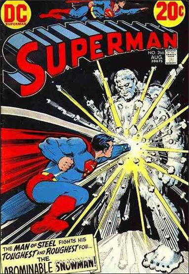 Superman (1939) 266-A by DC