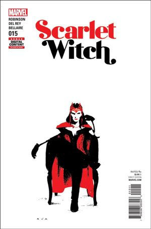 Scarlet Witch (2016) 15-A