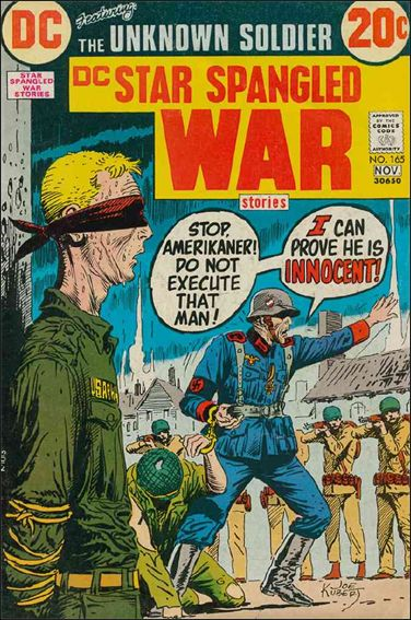 Star Spangled War Stories (1952) 165-A by DC