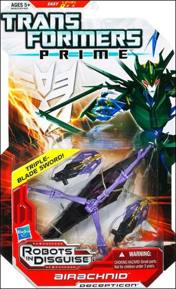 Transformers Prime (Deluxe Class) Airachnid by Hasbro