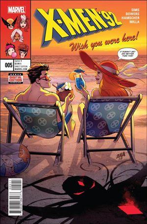 X-Men '92 (2016) 5-A