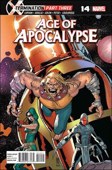 Age of Apocalypse (2012) 14-A by Marvel