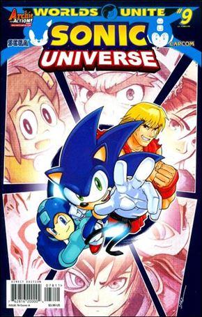 Sonic Universe 78-A