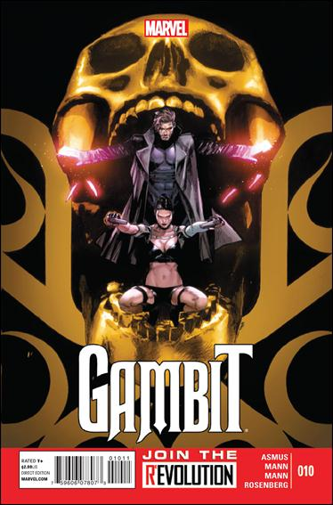 Gambit (2012) 10-A by Marvel