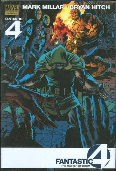 Fantastic Four: The Master of Doom 1-A by Marvel