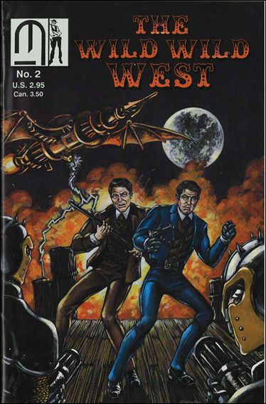 Wild, Wild West 2-A by Millennium
