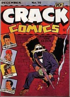 Crack Comics 19-A by Quality