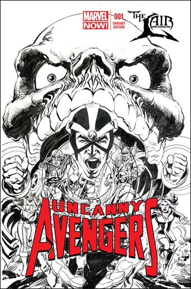Uncanny Avengers 1-R by Marvel