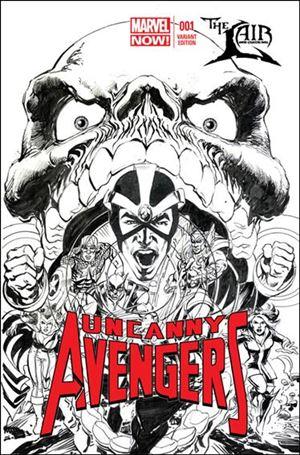Uncanny Avengers (2012) 1-R