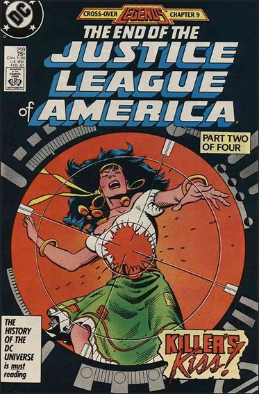 Justice League of America (1960) 259-A by DC