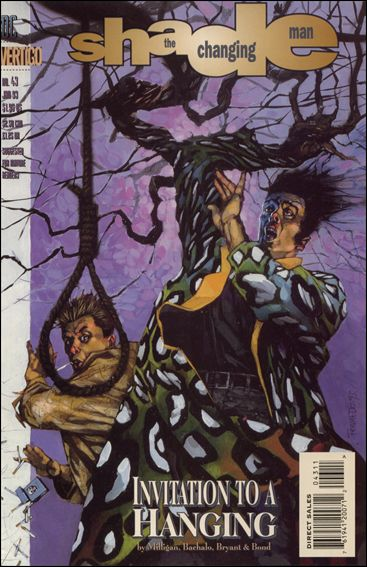 Shade, the Changing Man (1990) 43-A by Vertigo