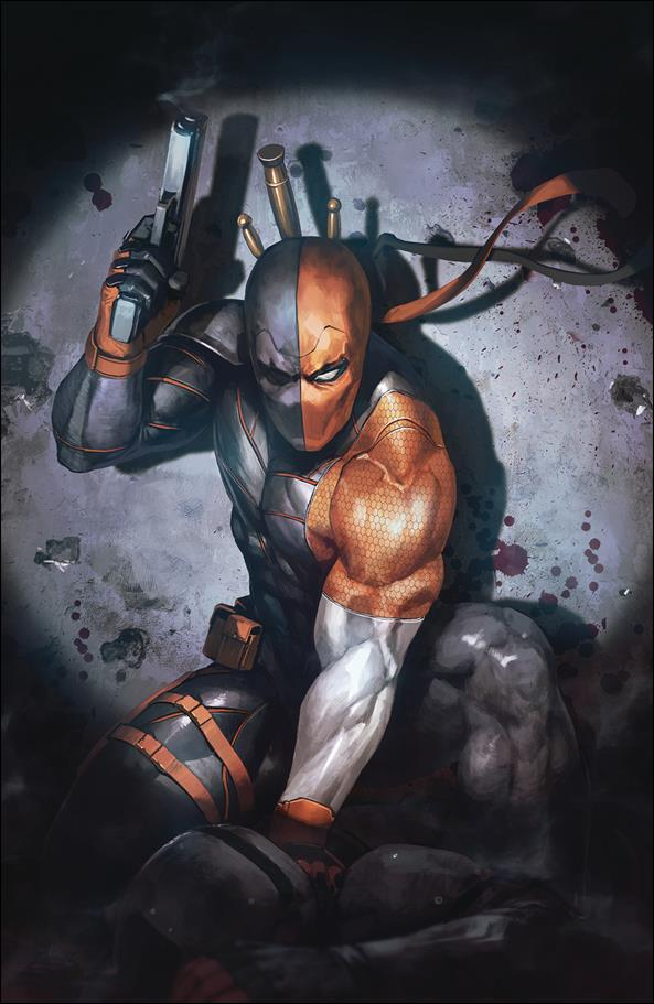 Deathstroke (2016) 49-B by DC