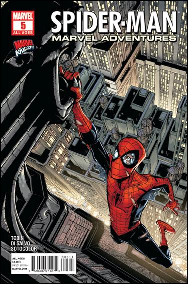 Marvel Adventures Spider-Man (2010) 5-A by Marvel