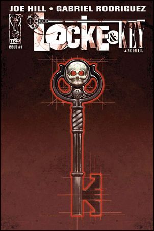 Locke & Key 1-Z-INVALID by IDW