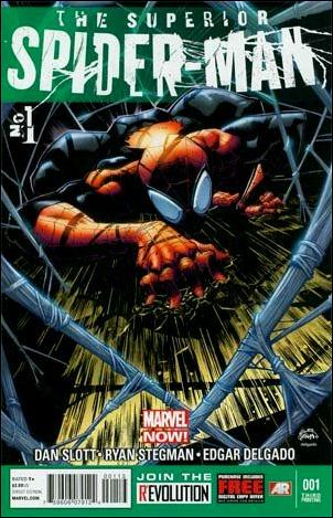 Superior Spider-Man 1-M by Marvel