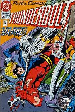 Peter Cannon-Thunderbolt 7-A by DC