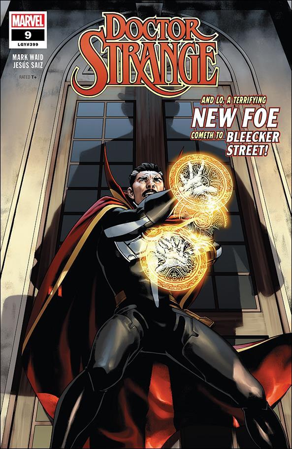 Doctor Strange (2018) 9-A by Marvel