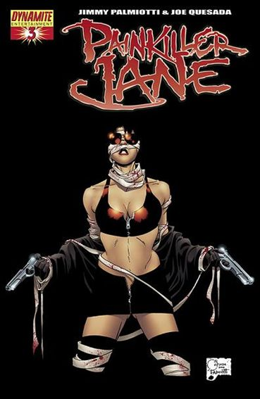 Painkiller Jane (2006) 3-A by Dynamite Entertainment