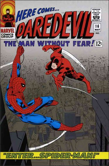 Daredevil (1964) 16-A by Marvel