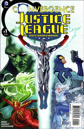 Convergence Justice League International 1-A