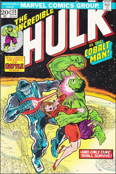 Incredible Hulk (1968) 174-A by Marvel