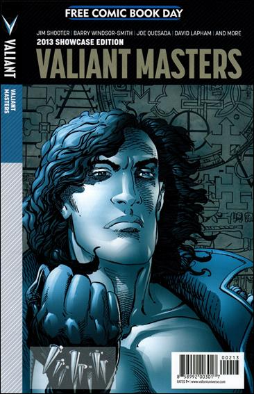 Valiant Masters: 2013 Showcase Edition 1-A by Valiant Entertainment