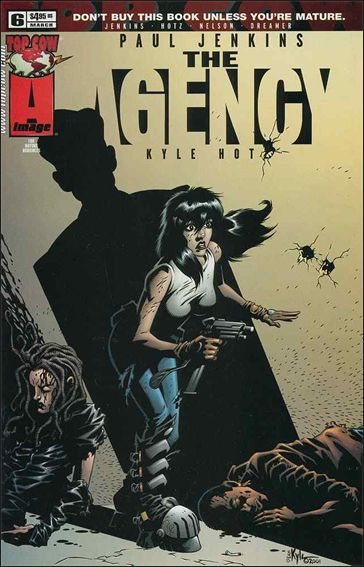 Agency 6-A by Top Cow