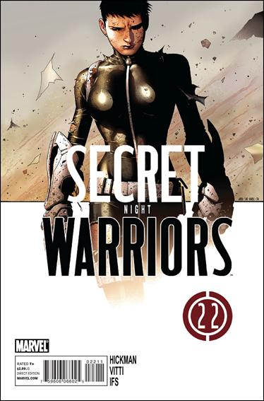 Secret Warriors 22-A by Marvel